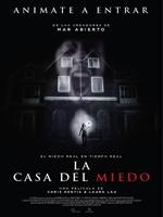 La Casa del Miedo DVDRip Español Latino Película Terror