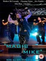 Portada de Magic Mike (2012) DVDR NTSC Español Latino Menú Full