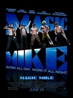 Portada de Magic Mike (2012) DVDRip Español Latino