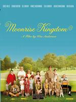 Portada de Moonrise Kingdom DVDR NTSC Español Latino Menú 2012