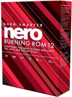 Portada de Nero 12 Platinum Burning ROM 2 en 1 Link Español 2012