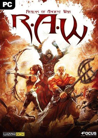 R.A.W Realms of Ancient War PC Full Español