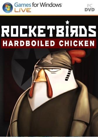 Rocketbirds Hardboiled Chicken PC Full Español