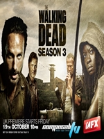 The Walking Dead Temporada 3 HDTV 720p Español Latino