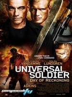Portada de Universal Soldier Day of Reckoning DVDRip Español Latino