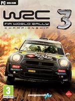 WRC World Rally Championship 3 PC Full Español Descargar 2012 Skidrow