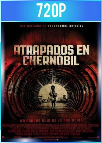 Terror en Chernobyl (2012) HD 720p Latino Dual
