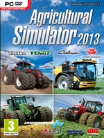 Agricultural Simulator 2013 PC Full Skidrow Descargar