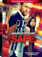Portada de Safe DVDR NTSC Español Latino Menú Full 2012