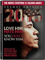 Portada de 2016 Obama's America DVDR NTSC Subtitulos Español Latino