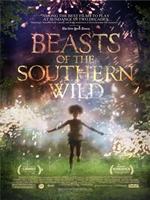 Portada de Bestias del Sur Salvaje (2012) DVDR NTSC Español Latino