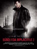 Búsqueda Implacable 2 DVDRip Español Latino Película 2012