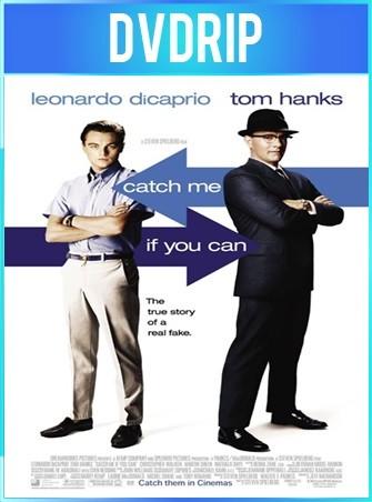 Catch Me If You Can (2002) DVDRip Español Latino