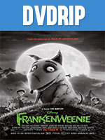 Frankenweenie DVDRip Latino
