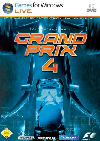 Grand Prix 4 (2002) PC Full Español