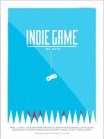Portada de Indie Game the movie DVDRip Documental sobre videojuegos Descargar