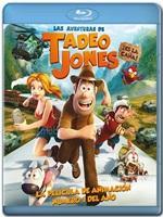 Las Aventuras De Tadeo Jones 1080p Latino Dual