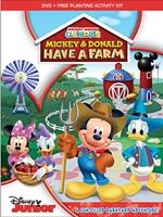 Portada de Mickey And Donald Have A Farm (2012) DVDR NTSC Español Latino