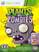 Plants VS Zombies Xbox 360 Español NTSC DVD9 XGD2