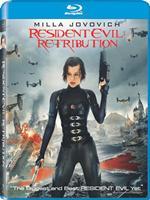 Resident Evil 5 La Venganza 1080p MKV Latino