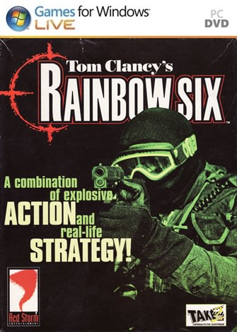 Tom Clancy's Rainbow Six 1 (1998) PC Full