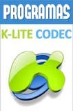 K-lite Codec Pack Full Versión 12.1.0