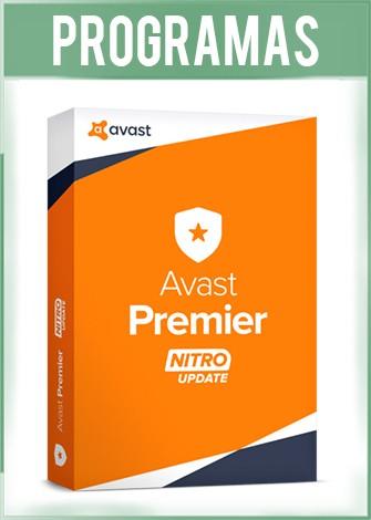Avast Premier 2019 Versión 19.6 Full Español