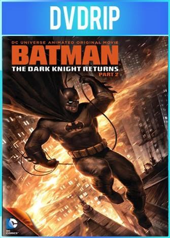 Batman El Regreso del Caballero Oscuro Parte 2 (2013) DVDRip Latino