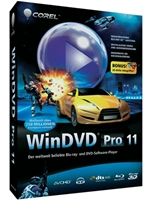 Reproductor Corel WinDVD Pro 11.6.1.9 Español Full