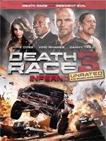 Death Race 3 Inferno DVDRip Español Latino 2013 Poster