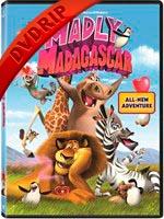 Madly Madagascar DVDRip Español Latino