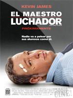 El Maestro Luchador DVDRip Español Latino 2012 Portada