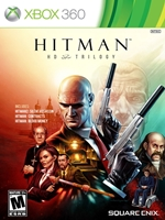 Hitman HD Trilogy Xbox 360 Region Free 2013