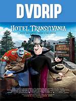 Hotel Transylvania DVDRip Latino