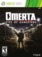 Omerta City Of Gangsters Xbox 360 DAGGER