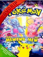 Pokemón Mewtwo Contraataca DVDRip Español Latino 1998