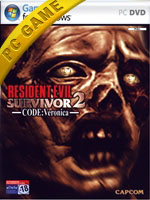 Resident Evil Survivor 2 Code Verónica PC Full Ingles 2001