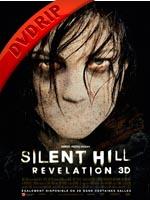 Portada de Silent Hill Revelation 3D DVDRip Español Latino