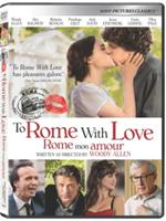 To Rome With Love DVDR NTSC Español Latino