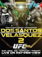 UFC 155 Dos Santos vs Velasquez HDTV Español Latino Descargar