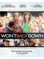Won't Back Down DVDR NTSC Español Latino