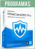 Wise Care 365 Pro Versión 5.4.1 Final Full Español