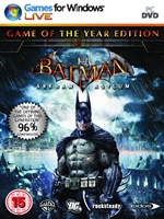 Batman Arkham Asylum Game Of The Year Edition PC Full Español