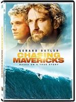 Portada de Chasing Mavericks DVDR NTSC Español Latino