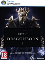 Expansion Dragonborn Addon DLC Skyrim 5 Reloaded