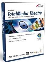 Portada de Arcsoft TotalMedia Theatre v.6.0.1.119 Final Español