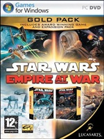Star wars Empire At War Gold Pack PC Full Español