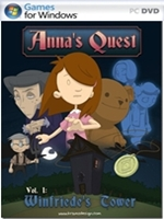 Annas Quest Vol.1 Winfriedes Tower Versión 1.0 PC Full