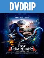 El Origen de los Guardianes DVDRip Latino