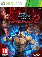 Fist of the North Star Kens Rage 2 Xbox 360 Region Free